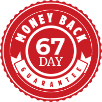 67 Day Money Back Guarantee